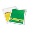 Laminating Pouches, 3 mil, 11 1/2 x 9, 50/Pack
