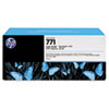 B6Y21A (HP 771) Ink Cartridge, 775 mL, Photo Black