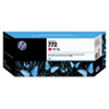 CN629A (HP 772) Ink Cartridge, 300mL, Magenta