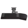 Leverless Lift N Lock California Keyboard Tray, 28 x 10, Black