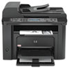 LaserJet Pro M1536dnf Multifunction Laser Printer, Copy/Fax/Print/Scan