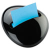Pebble Notes Dispenser for 3 x 3 Pads, Black