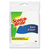 Scotch-Brite Easy Erasing Pad, White, 2/Pack