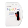 Memorex CL TravelDrive USB Flash Drive, 4GB, Orange