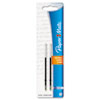Paper Mate Universal Refill for Ballpoint Pens, Medium, Black, 2/Pack