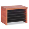 Valencia Under-Counter File Organizer Shelf, 15-3/4w x 9-3/4d x 10-3/4h, Cherry