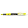 Sharpie Accent Liquid Pen Style Highlighter, Chisel Tip, Fluorescent Yellow, Dozen