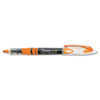 Sharpie Accent Liquid Pen Style Highlighter, Chisel Tip, Fluorescent Orange, Dozen