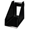 Valencia Series CPU Holder, 8w x 13d x 12h, Black