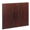 "Valencia Series Cabinet Door Kit For All Bookcases, 32"" x 26"", Mahogany"