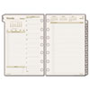 Day Runner Recycled Two-Page-per-Day Planning Pages, 5-1/2 x 8-1/2,, 2014