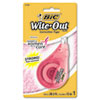 BIC Wite-Out EZ Correct Correction Tape, 1/6