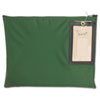 MMF Industries Cash Transit Sack, Nylon, 14 x 11, Dark Green