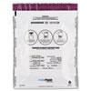 MMF Industries FREEZFraud Bags, 12 x 16, White, 100/Box