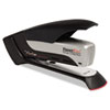 PaperPro Prodigy Spring Powered Stapler, 25-Sheet Capacity, Black/Silver