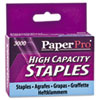 Heavy-Duty Staples, 5/16 Inch Leg Length, 3,000/Box