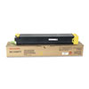 Sharp MXC40NTY Toner, 10,000 Page-Yield, Yellow