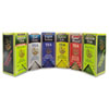 Bigelow Assorted Tea Packs, Six Flavors, 28 Tea Bags/Flavor, 168/Carton