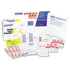 PhysiciansCare First Aid Kit Refill Pack, 96 Pieces/Kit