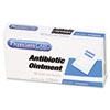 PhysiciansCare by First Aid Only First Aid Kit Refill Triple Antibiotic Ointment, 10/Box