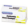 PhysiciansCare First Aid Conforming Gauze Bandage, 4