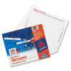 Avery Laser/Inkjet Hanging File Folder Inserts, 1/3 Tab, 3 1/2 Inch, White, 100/Pack
