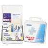 PhysiciansCare Office First Aid Kit, for Up to 75 people, 312 Pieces
