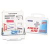 PhysiciansCare by First Aid Only Emergency First Aid Bodily Fluid Spill Kit, 1 Kit