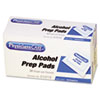 PhysiciansCare First Aid Alcohol Pads, 50/Box