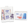 PhysiciansCare Personal First Aid Kit, Contains 38 Pieces