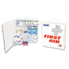 Industrial First Aid Kit for 100 People, Contains 694 Pieces
