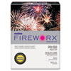 FIREWORX Colored Paper, 20lb, 8-1/2 x 11, Golden Glimmer, 500 Sheets/Ream