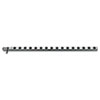 Tripp Lite Power Strip, 16 Outlets, 1 1/2 x 48 x 1/2, 15 ft Cord, Silver