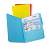 Pendaflex Divide it Up File Folder, Multi Section, Letter, Assorted, 12/Pack
