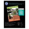 HP Inkjet Presentation Paper, 98 Brightness, 32lb, 8-1/2 x 11, White, 150/Pack