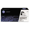 Q5949AG (HP 49A) Government Smart Toner Cartridge, 2500 Page-Yield, Black