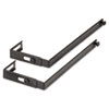Adjustable Cubicle Hangers, Set of Two