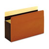 "Redrope File Pocket, 7"" Expansion, Legal, 5/Box"