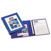 Avery Framed View Heavy-Duty Binder w/Locking 1-Touch EZD Rings, 1