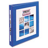 Avery Framed View Binder with Gap Free Slant Rings, 1/2