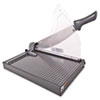 "Guillotine Heavy-Duty Trimmer, 14"" Cut Length"