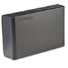 Verbatim Store N Save Desktop Hard Drive, USB 3.0, 2TB