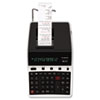 Canon MP27-MG Green Concept Printing Calculator, Black/Red Print, 4.8 Lines/Sec