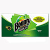 Bounty Quilted Napkins, 1-Ply, 12.1 x 12, White, 2000/Carton