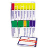 First Aid Only ANSI Compliant First Aid Kit Refill for 16 Unit First Aid Kits