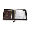 FranklinCovey 34731 Sierra Simulated Leather 7-Ring Bound Organizer, 7 3/4