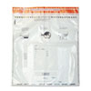 Tamper-Evident Deposit Bags, 20 x 20, Clear, 50 per Pack