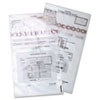 Coin Totes, Single Handle, 13 x 22, Clear, 100 per Pack