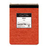 Ampad Gold Fibre Retro Pad, Wide Rule, 8-1/2 x 11-3/4, Ivory, 70-Sheets/Pad