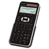 Sharp EL-W516XBSL Scientific Calculator, 16-Digit LCD